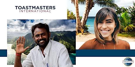 All Things Hawaiian! - Toastmasters Meeting tickets