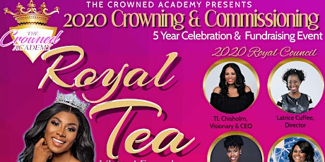 TCA ROYAL TEA 2020 tickets