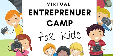 Yes We Did LLC Virtual Entrepreneur Camp For Kids tickets