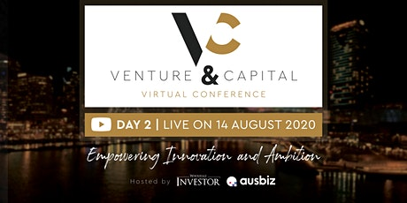 Venture & Capital  Day 2- Virtual Investor Conference tickets