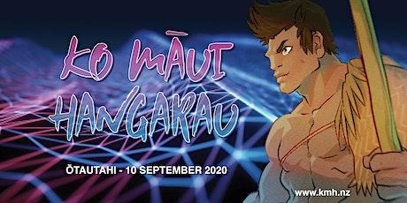 Ko Māui Hangarau 2020 - Ōtautahi Christchurch tickets