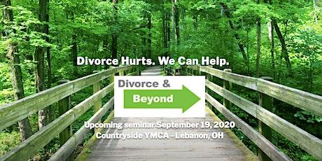 Divorce & Beyond: One Day Seminar (Sept 2020) tickets
