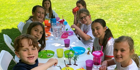 Outdoor Creative Cooking  Classes for  children ages 5 through 12 tickets