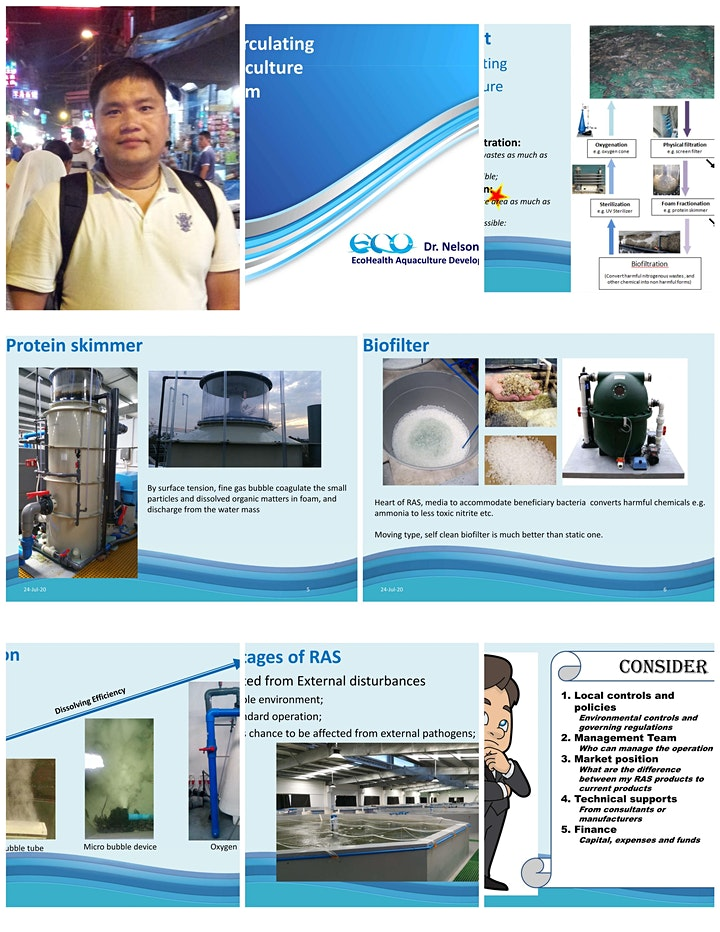 Commercial RAS : Concepts, Applications & Investments image