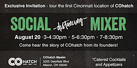 COhatch Mason Social (distancing) Mixer tickets