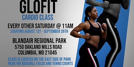 GloFit Outdoor Cardio Class tickets