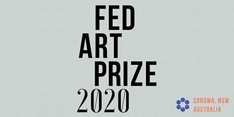 Federation Art Prize 2020 Entry Form tickets