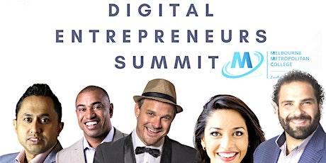 Digital Entrepreneurs Summit tickets