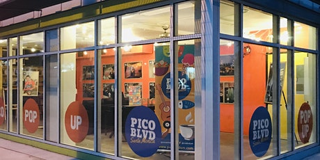 Pico Pop Up Gallery! tickets