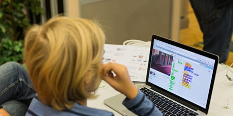 Coderdojo  online Event am 21. August tickets