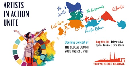 Artists In Action Unite CONCERT tickets