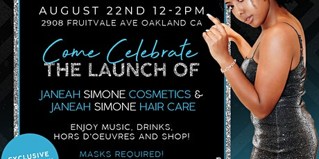 Janeah Simone Beauty Launch Party! tickets