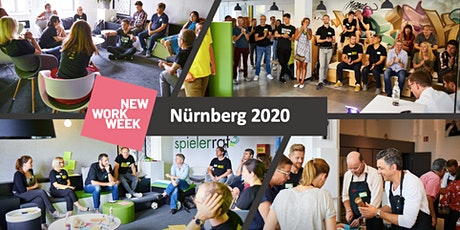 New Work Week Nürnberg - New Work Week Opening mit Humanfy (Online) Tickets