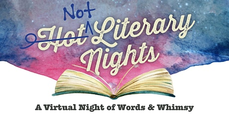 """Not"" Literary Nights tickets"