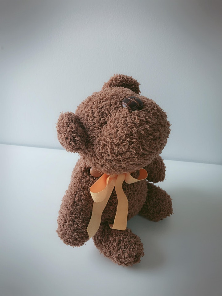 Sock Crafting - Tabby Teddy, a Domi Series Classic image