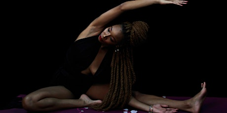 New Moon - Chill n Yin Yoga Class with Black Velveteen Yoga tickets