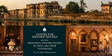 Resilience: Historic Houses of India and their Custodians tickets