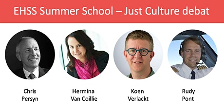 EHSS Summer School - Just Culture Panel gesprek tickets