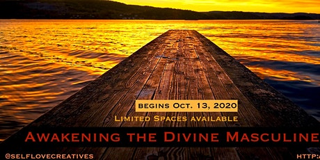 Awakening the Divine Masculine: 9-week Course tickets