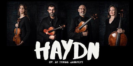 20 CUBED - The Complete Op. 20 Haydn String Quartets CONCERT 1 tickets