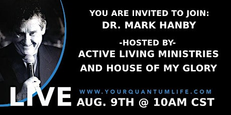 How God is Active in Our Life, by Dr. Mark Hanby tickets