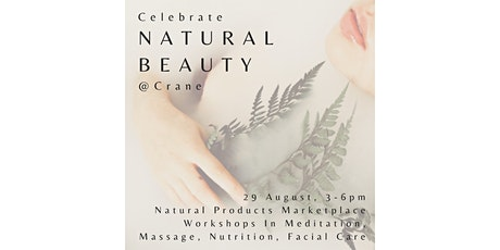 Natural Beauty Weekend: Express DIY Guasha Facial & Essential Oils Class tickets