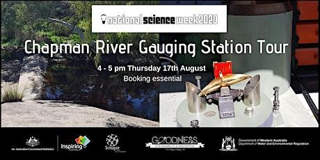 Chapman River Gauging Station Tour tickets