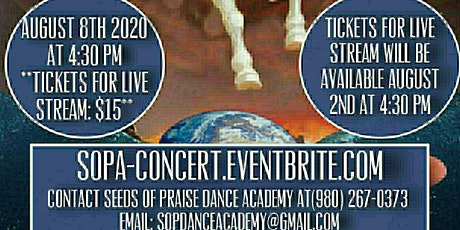 Bible Stories presented by Seeds of Praise Dance Academy tickets