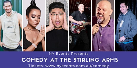 Comedy at the Stirling Arms tickets