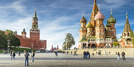 Is Moscow on your bucket list? tickets