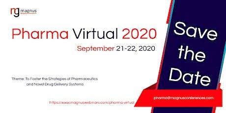 2nd EDITION OF PHARMA VIRTUAL 2020 tickets