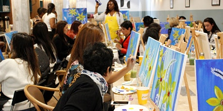 Sip N Paint Party - Bank Holiday Special tickets