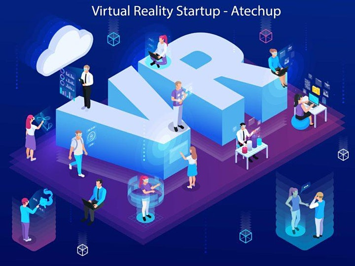 Develop a Successful Virtual Reality Entrepreneur Startup Today! image