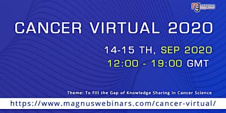 Cancer Virtual 2020 billets