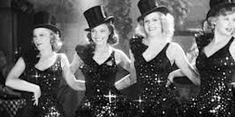 Vintage Jazz Dance Class(Cabaret Style) Demo Event tickets