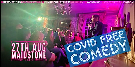 Comedy's Back - MUMU Maidstone!! tickets
