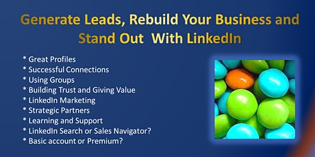 Rebuild Your Business With LinkedIn tickets