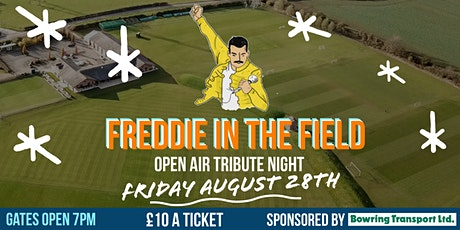 Freddie In The Field! tickets