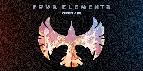 Four Elements OPEN AIR w/ Tom Zeta (Diynamic) tickets