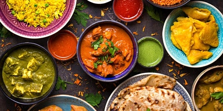 Spice it up - Indian Inspired Cooking Class tickets