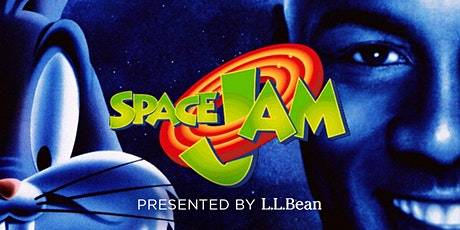Space Jam, August 27, Saco Drive-In, brought to you by L.L.Bean tickets