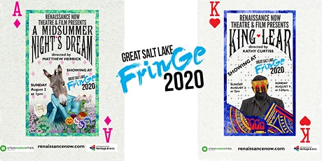 Renaissance Now At the Great Salt Lake Fringe Festival tickets