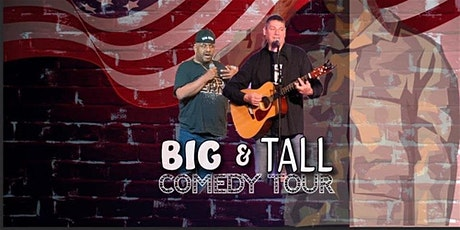 The Big and Tall Comedy Tour Returns to Castle On The Delaware tickets