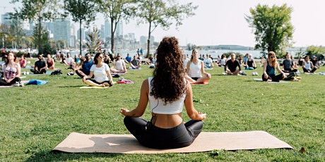NÜLOVE: YOGA in the PARK tickets