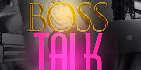 Boss Talk tickets