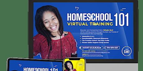 Freedom School Homeschool 101 Virtual Training tickets