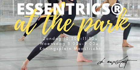 Essentrics in het park tickets