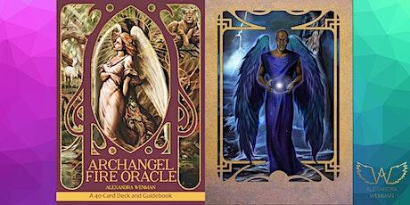 Archangel Diamond Flame Alchemy ~ Sacred Healing Journey With Angel Sariel tickets