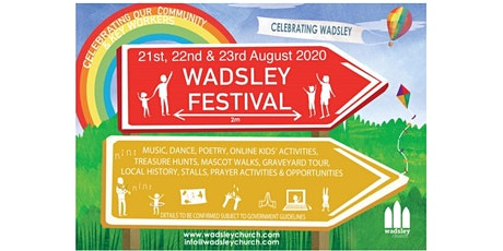 Wadsley Festival 2020 tickets