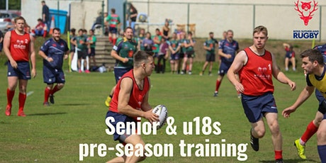 Ross Sutherland Rugby - Senior & u18 pre-season training tickets